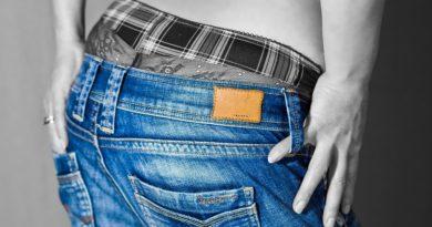 Модные джинсы и одежда из денима для осени и зимы 2017-2018