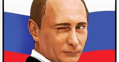 Песня про Владимира Путина заняла первую позицию в iTunes
