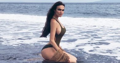 Алёна Водонаева снялась в обнажённой фотосессии для журнала Maxim